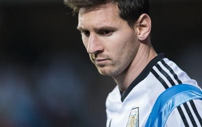 Глава FIFA: Месси несправедливо стал лучшим игроком ЧМ-2014