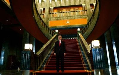 В Турции открыли президентский дворец стоимостью в 270 миллионов евро