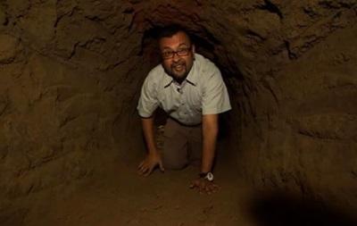 В Индии грабители прорыли тоннель в банк