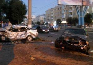 В Луганске в результате ДТП с участием сотрудника ГАИ погибли два человека