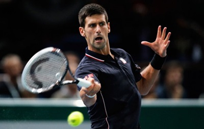 Новак Джокович выиграл  Мастерс  в Париже
