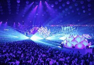 Завтра в Киеве состоится шоу Sensation
