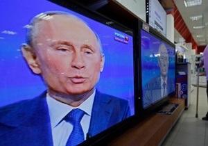 Путин вновь включен в международный список  врагов свободы прессы
