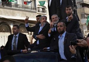 Лидер ХАМАС заявил, что готов принять мученическую смерть