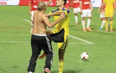 Ночь позора: Дерби в Израиле закончилось дракой фанатов с игроками