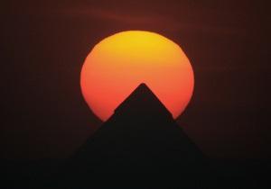 Египетские исламисты требуют уничтожить знаменитые пирамиды