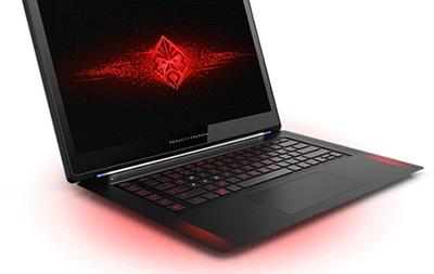 HP представила свой первый игровой ноутбук Omen