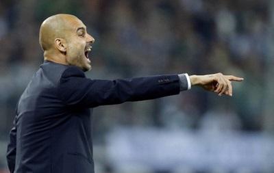Манчестер Сити хочет переманить у Баварии Гвардиолу - СМИ