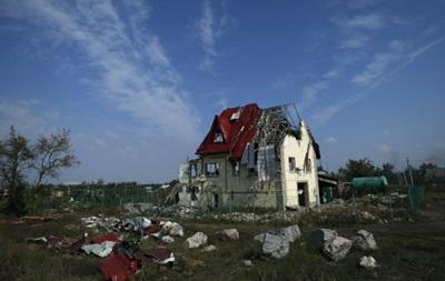 В Марьинке в результате артобстрела погибла местная жительница