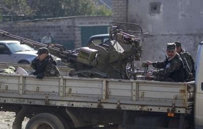 За ночь сепаратисты 25 раз обстреляли блокпосты силовиков - штаб АТО