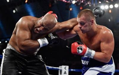 Непереможний українець Глазков нокаутував чергового суперника