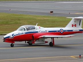 В Канаде потерпел крушение реактивный самолет