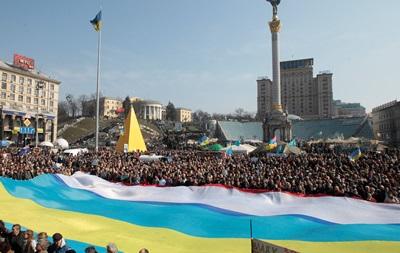 годовщина Евромайдана