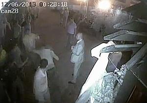 Милиционеров, которые задерживали харьковского судью, отпустили под домашний арест