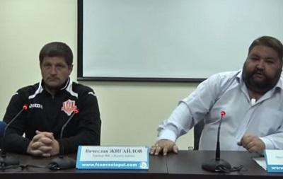 В Крыму футболисты питаются одними пельменями и ездят на игру на маршрутке