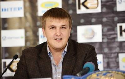 Гендиректор K2 Promotions: У найближчий рік-півтора Усик битиметься за титул чемпіона світу