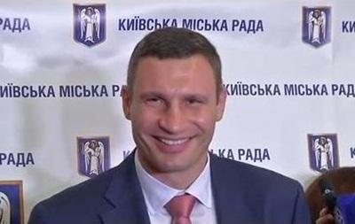 Кличко обмовився, розповідаючи, скільки пожертвує на кінотеатр Жовтень