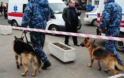 В Киеве  минировали  развлекательный центр и железнодорожные кассы