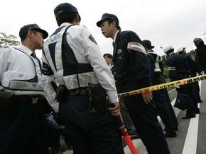 Японец, открывший стрельбу по прохожим, покончил с собой