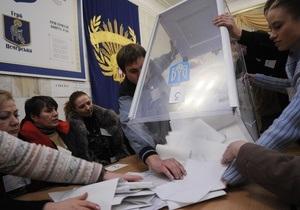 Представители Тигипко считают, что победители первого тура получили до 10% голосов нечестным путем