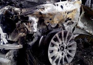 В ДТП в Днепропетровской области погибли четыре человека