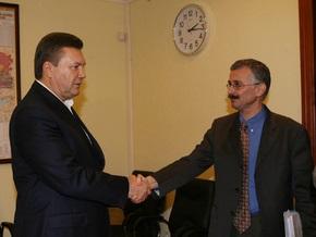 Постпред МВФ рассказал Януковичу об условиях кредита для Украины
