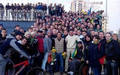 У Росії вболівальники провели звільненого тренера аплодисментами