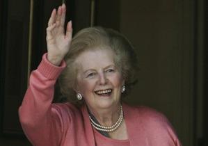 Маргарет Тэтчер поправляется после операции