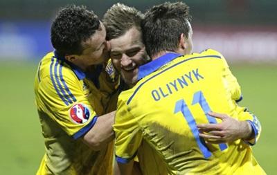 Фотогалерея: Як збірна України Люксембург обіграла