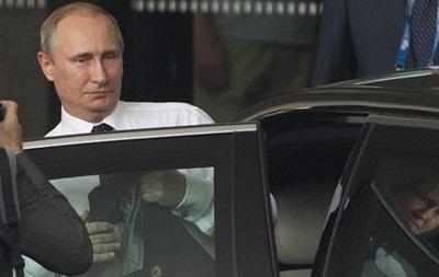 Путин досрочно покинул саммит G20 в Брисбене