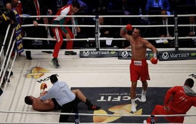 Кличко обігнав Пакьяо і вийшов на друге місце в рейтингу найкращих боксерів