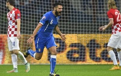 В диму фаєрів: Італія та Хорватія переможця не виявили