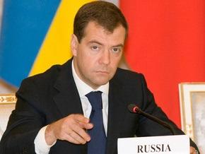 Медведев уверен, что в ухудшении отношений с Украиной нет вины России