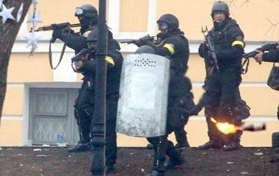 За розстріл активістів Майдану затримані п ять офіцерів СБУ - Наливайченко
