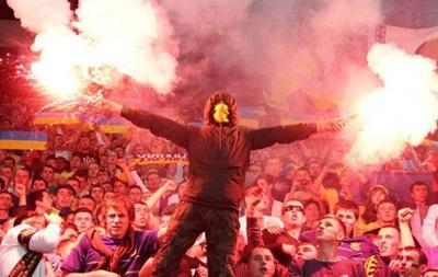 UEFA оштрафовал Арену Львов и Федерацию футбола Украины