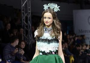 Второй день MBKFD. Украинский дизайнер из Лондона представила в Киеве коллекцию осень-зима 2013/14