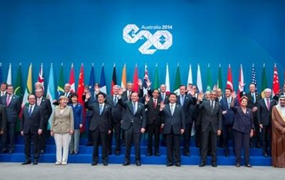 Україну на G20 підтримали всі лідери демократичного світу - Ебботт