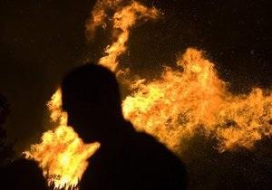 новости Кировограда - пожар - Пожар в Кировограде: четыре человека погибли, среди них ребенок