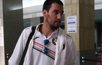 Гравець збірної Болгарії знущався над масажистом команди - ЗМІ