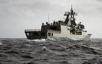Австралійські моряки вилучили біля берегів Африки 388 кілограмів героїну