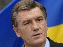 Президент объявил Черновецкому выговор
