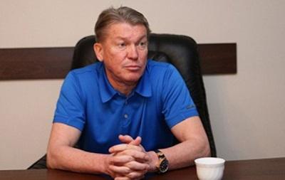 Олег Блохин вел переговоры с Федерацией футбола Беларуси