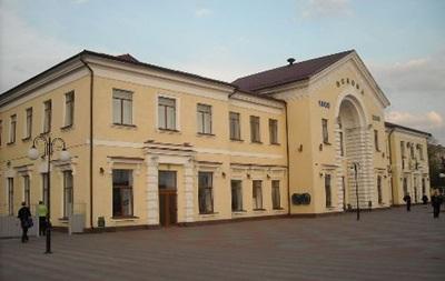 Взрыв не повлиял на работу железнодорожной станции Харькова – Балута