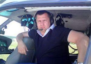 Под Днепропетровском обстреляли вертолет известного журналиста