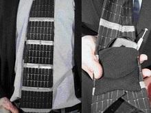 В США создали одежду с солнечными батареями