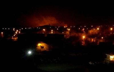 У Донецьку прогриміли два потужні вибухи