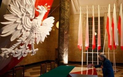 В Польше уволились все члены ЦИК