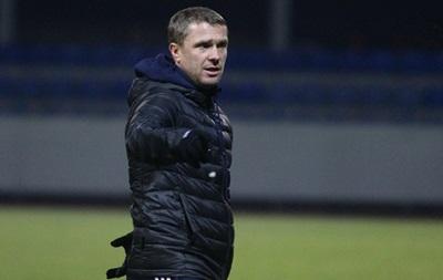 Тренер Динамо: В Запорожье нас ждет сумасшедший настрой соперника