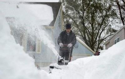 После снегопада северо-востоку США грозят наводнения