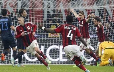 Интер и Милан в дерби не определили сильнейшего